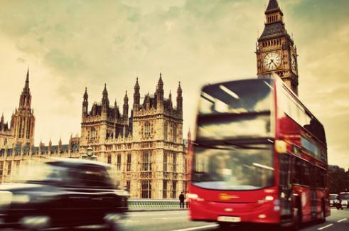 La rete di trasporti di Londra